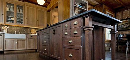 Belknap Building Center - Cabinets